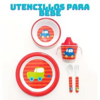 utencillos para bebés