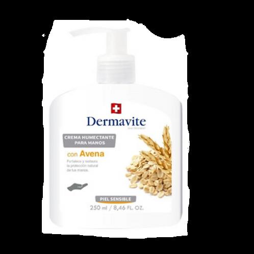 DermaVite Hand Piel Sensible 250ml