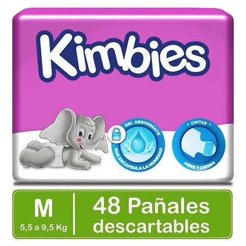 Kimbies M 48 unidades