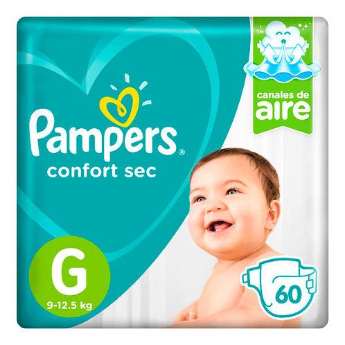 Pampers Comfort Sec G x 60