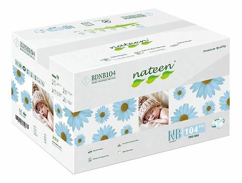 Nateen (biodegradable)  Rn  104 unidades