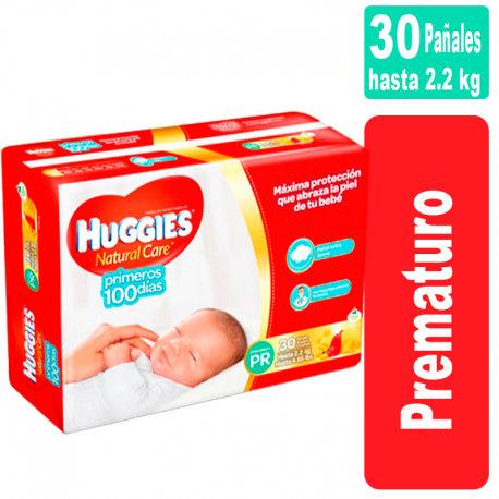 Huggies Prematuro x 30 Pañales