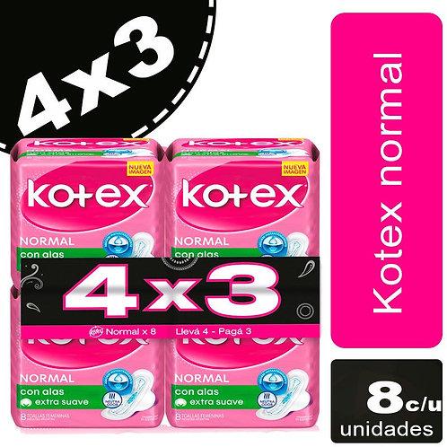 Kotex Normal 4x3