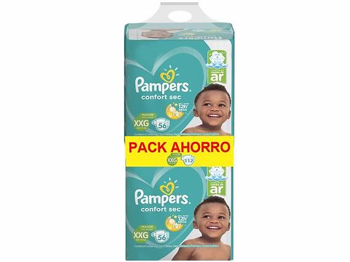 Pampers Comfort Sec XXG x 112