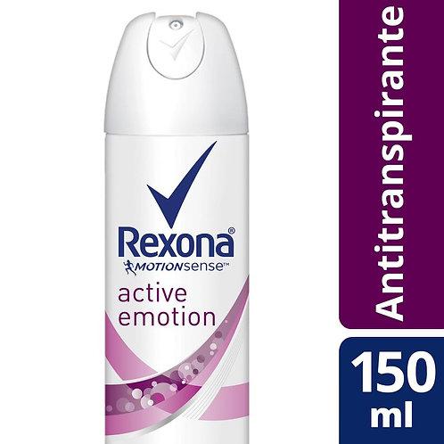 Rexona Aerosol Dama Active Emotion