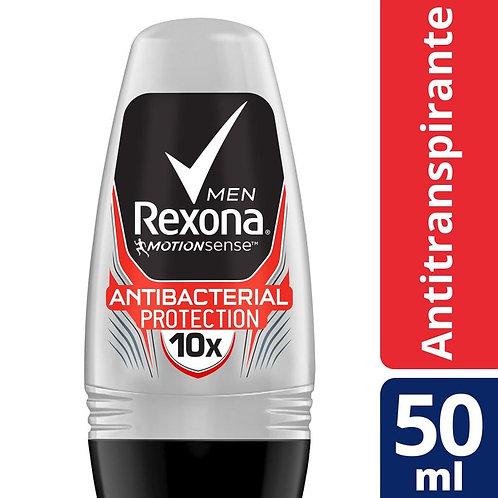 Rexona Roll on Hombre Antibacterial Protección