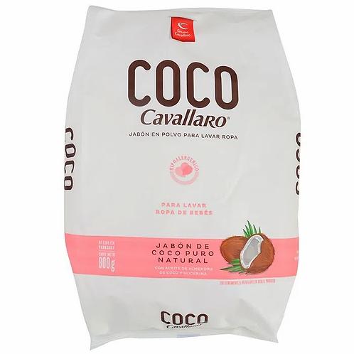Coco Cavallaro jabón para ropa de bebe 800g