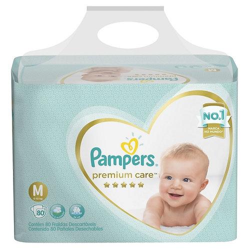 Pampers Premium Care M x 80