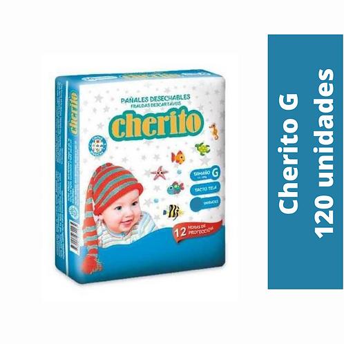 Pañal Cherito Gx120