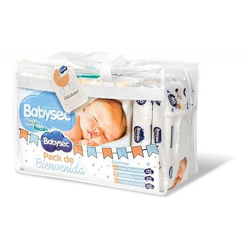 Pack Bienvenida Babysec