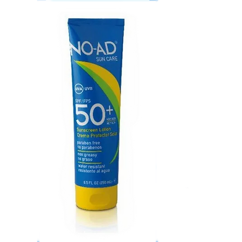 NO AD Protector Solar SPF 50 250ml