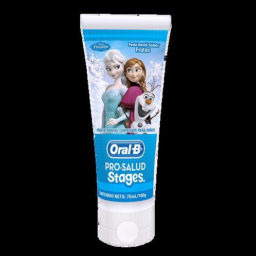 Pasta dental Oral B Niños 75ml FROZEN