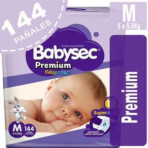 Babysec premium talle M 144