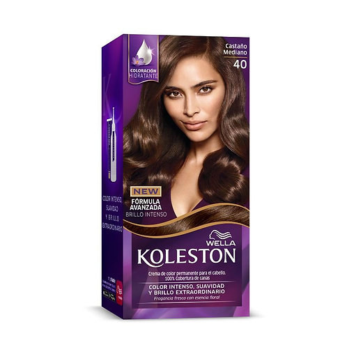 Koleston Mini Kit Castaño Mediano Nº40