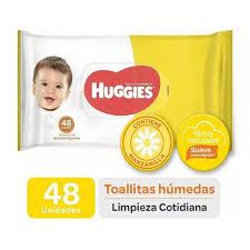 Huggies Limpieza x 48