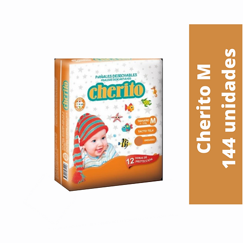 Pañal Cherito Mx 144