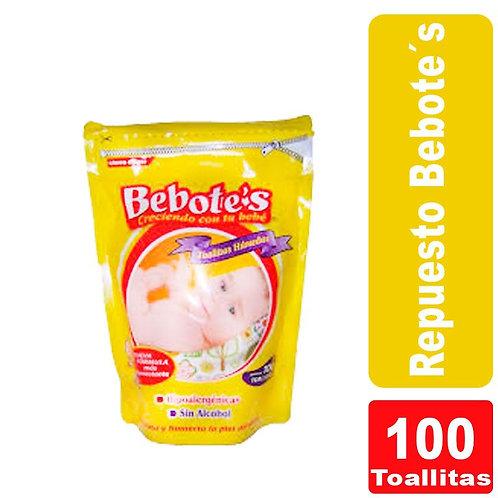 Bebotes Repuesto x 100