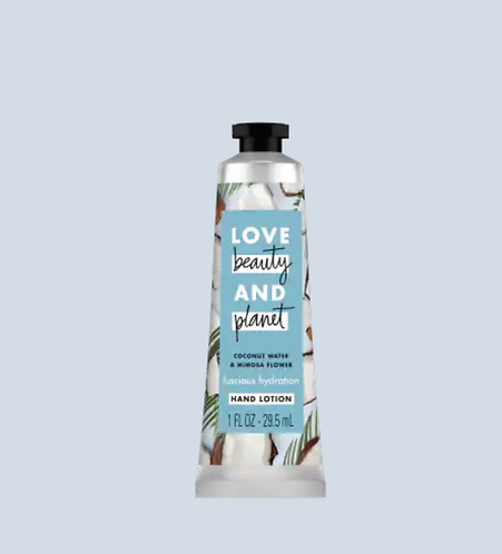 Crema de manos agua de coco & flor mimosa