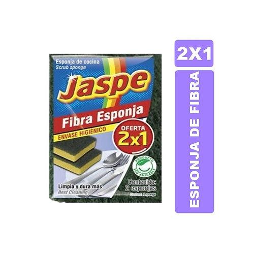 Esponja Para platos Jaspe 2x1