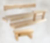 hohkapuu-vaaleat-lauteet-kaide-ja-tuet (