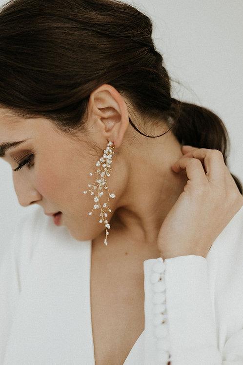 Kolczyki ELLEN z perłami