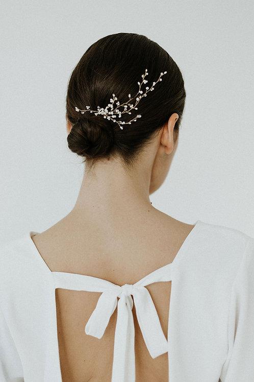 Kokówka ELLEN z perłami