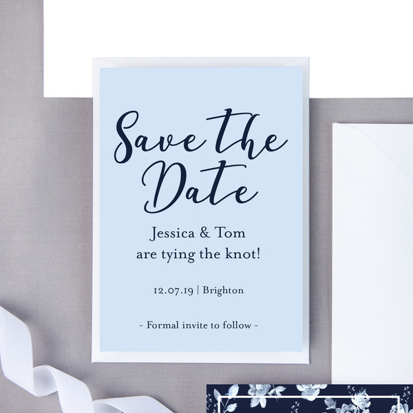 Rickard Rose Save The Date
