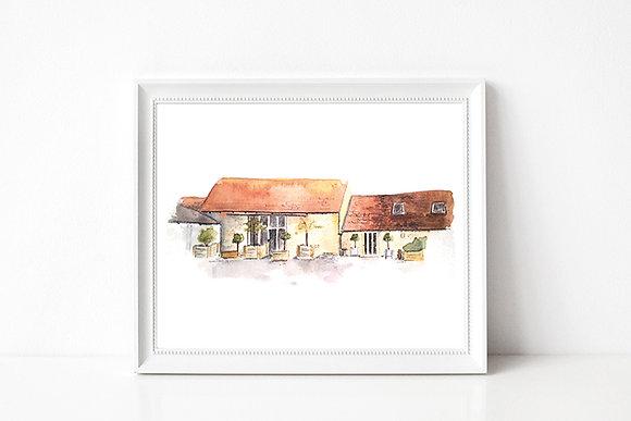 Stratton Court Barn
