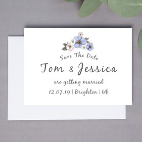 Dotty Dogrose Save The Date