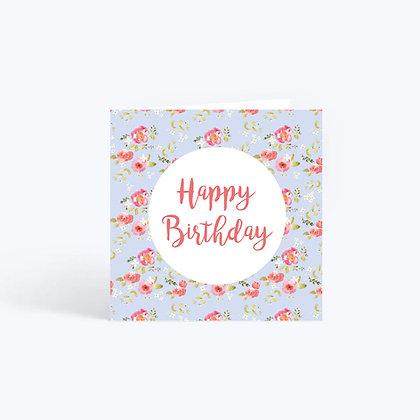 Happy Birthday Spring