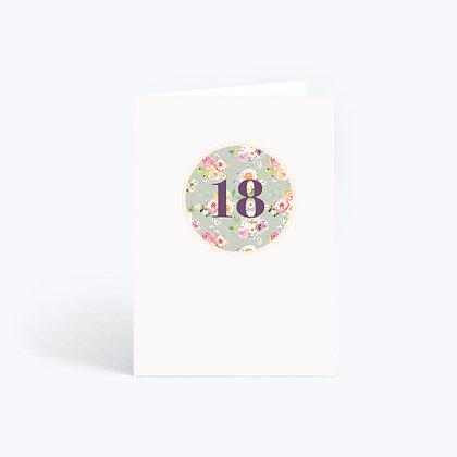 18 Birthday