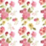 Floral fabric, graphic floral designed by Anna Jayne Designs