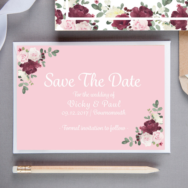 Marsden Save The Date