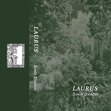 Sarah Davachi - Laurus - Artwork.jpg