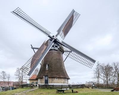Windmill with LHG