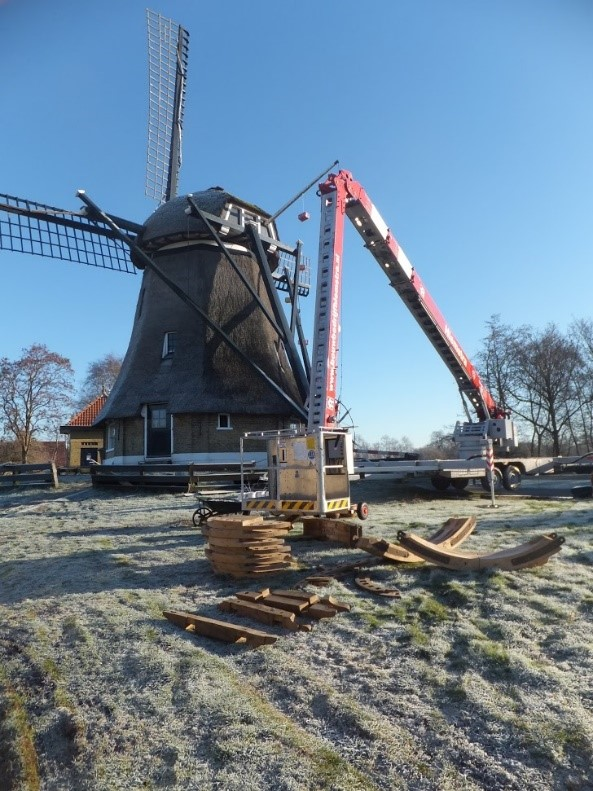 Windmill with LHG 3