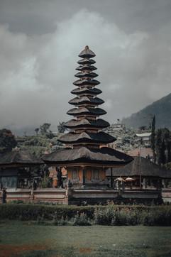 Temple, Bali - 2015
