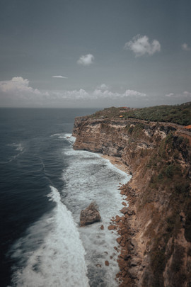 Uluwatu Cliffs, Bali - 2015