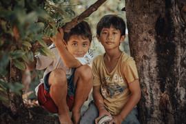 Balinese Kids, Bali - 2015