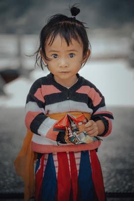 Balinese Kid, Bali - 2015