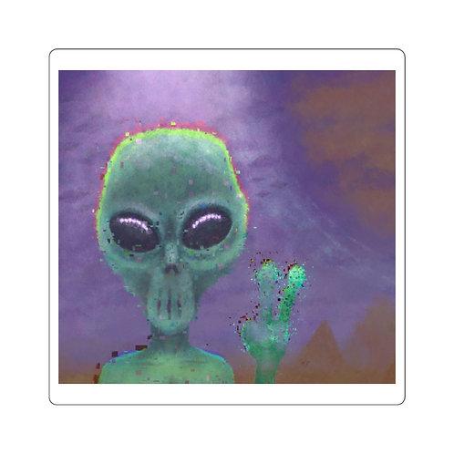Alien Peace