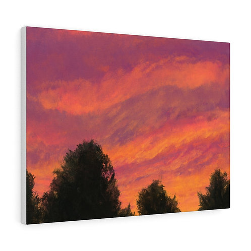 Airbrushed Sky