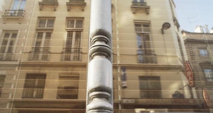 la facade de l'Hôtel Drouant à Paris