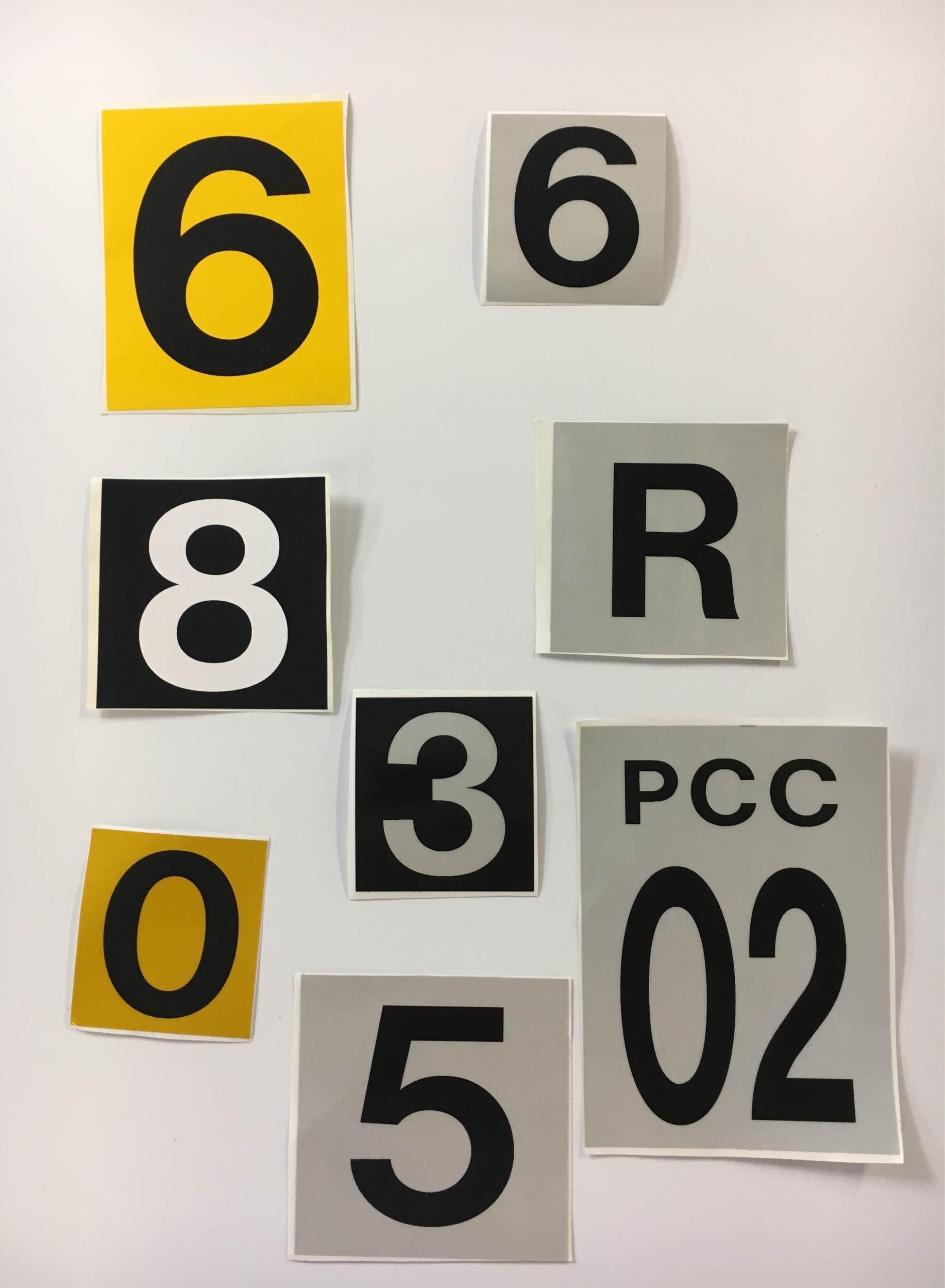 Column Numbers