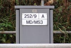 Cabinet Labels