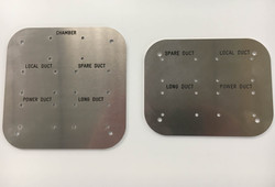 Chamber Plates