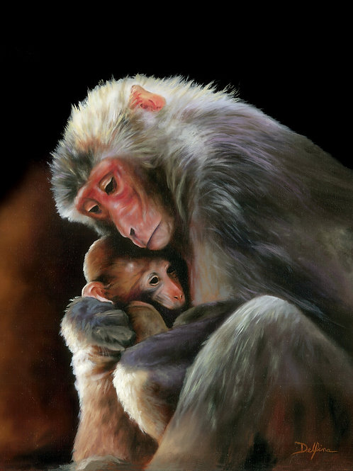 A Mother's Love 18x20