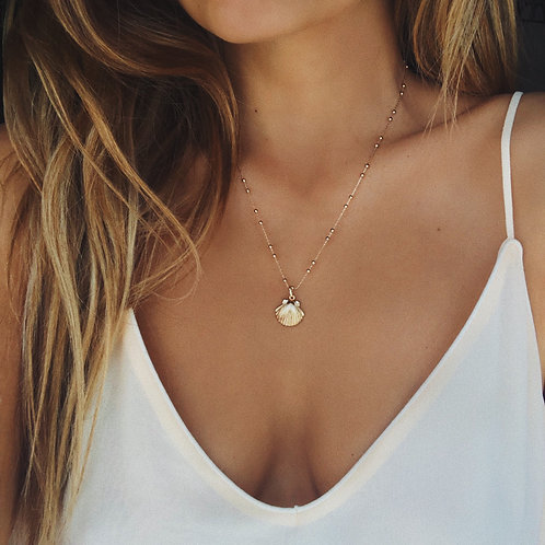 """COLLIER """"SHELL"""""""