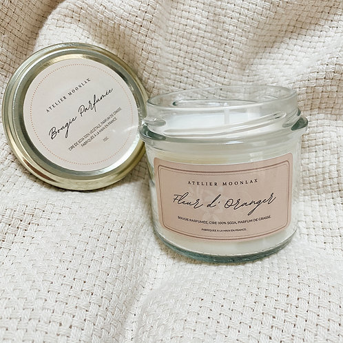 Bougie - Fleur d'oranger (110gr)