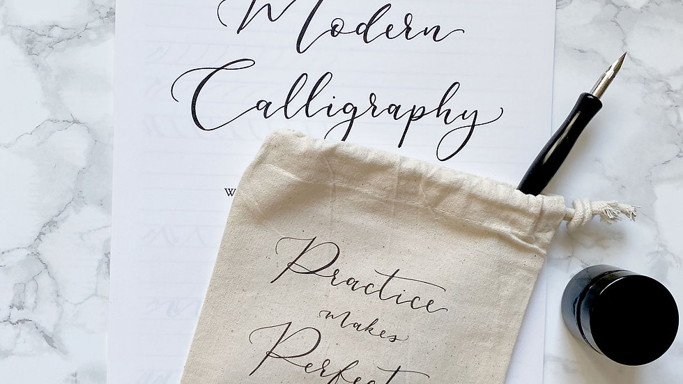 Modern Calligraphy Starter Kit by Olive & Millicent